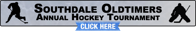Southdale Oldtimers Annual Hockey Tournament