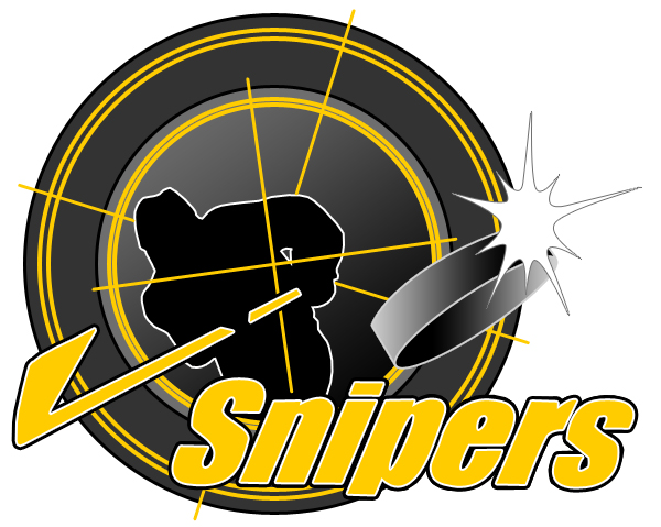 Snipers have new logo | Southdale Oldtimers Hockey League